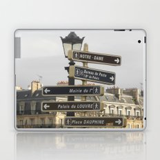 Paris Adventure  Laptop & iPad Skin