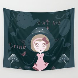 My alice Wall Tapestry