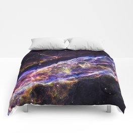 Witch's Broom Nebula Comforters