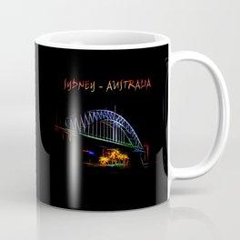 Electrified Sydney Coffee Mug