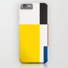 Mid Century Modern Vintage 21 iPhone Case