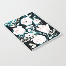Luna Flora Notebook