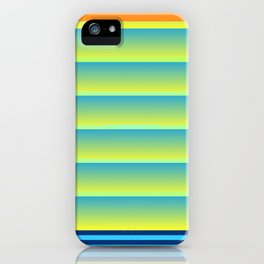 Gradient Fades v.2 iPhone Case