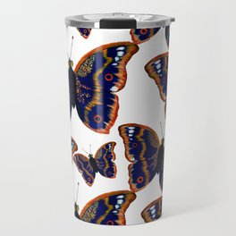 Purple Emperor Butterflies Travel Mug