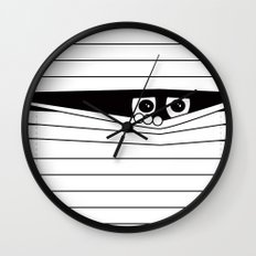 Watching. Wall Clock