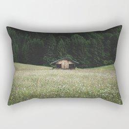 Alpine symmetry Rectangular Pillow