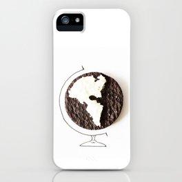 Oreo world iPhone Case