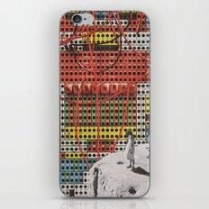 electric sheep iPhone & iPod Skin
