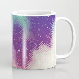 Rainbow Nebula (8bit) Coffee Mug