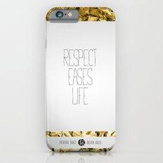 Golden Rules #4 iPhone 6s Slim Case