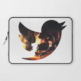 The Revolution will be Tweeted Laptop Sleeve
