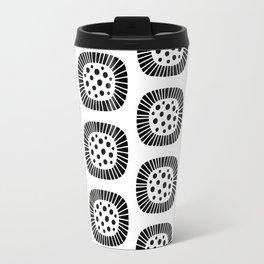 Atomic Sunburst Travel Mug
