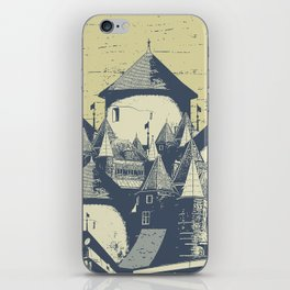 Every Faculty Of The Mind iPhone Skin