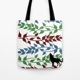 The Wolves of Mercy Falls Tote Bag
