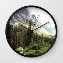 Quiet Peace Wall Clock