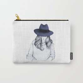 Girl on the Train Carry-All Pouch