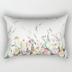 Santa Fe Cactus Love Rectangular Pillow