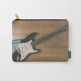 Vintage electric guitar Carry-All Pouch