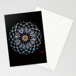 Atomic Blue 16:8:32 Stationery Cards