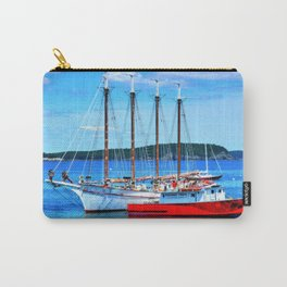 Maine Life photography Carry-All Pouch