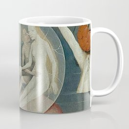 THE GARDEN OF EARTHLY DELIGHTS (detail) - HIERONYMUS BOSCH Coffee Mug