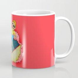 Ollie One-Foot Coffee Mug