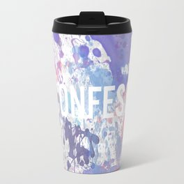 Confess - inverted Travel Mug