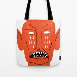 Devil's Head Tote Bag