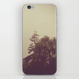 The Haze iPhone Skin