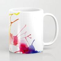 passion Mugs featuring passion  by Shakkedbaram