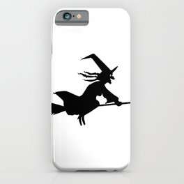 Solo Witch iPhone Case