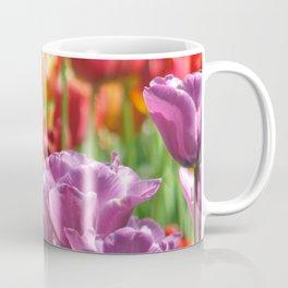 Bouquet of Tulips Coffee Mug