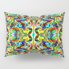 4 Square-291 Pillow Sham