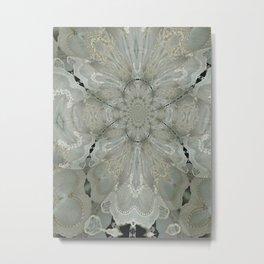openwork 4 Metal Print