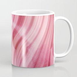 Summer Pink  Mermaid  Marble Coffee Mug
