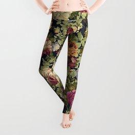 Floral Garden Leggings