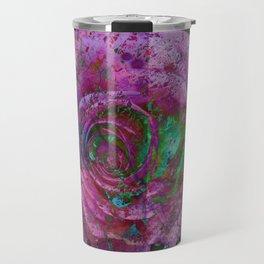 Rose Of Corrosion Travel Mug