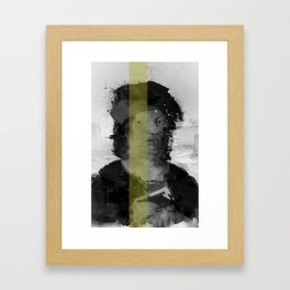 N°3 Framed Art Print