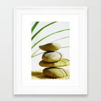 relax Framed Art Prints featuring Relax  by Tanja Riedel