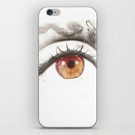 M Eye iPhone Skin