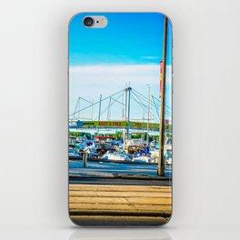 Toronto Harbourfront iPhone Skin