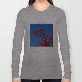 Rojo y Azul Long Sleeve T-shirt