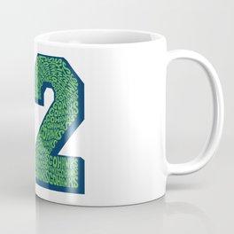 Go Hawks 12_2 Coffee Mug