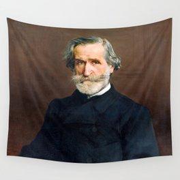 Giuseppe Verdi (1813 – 1901) by Giovanni Boldini (1842 - 1931) Wall Tapestry