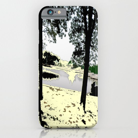 A Pleasant Day iPhone & iPod Case
