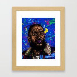 Nipsey The Great! Framed Art Print