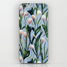 Waiting on the Blooming - a Tulip Pattern iPhone & iPod Skin