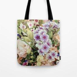 Vibrant Bouquet Tote Bag