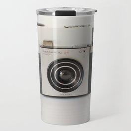 vintage camara Travel Mug