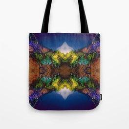 Acid-land. Tote Bag